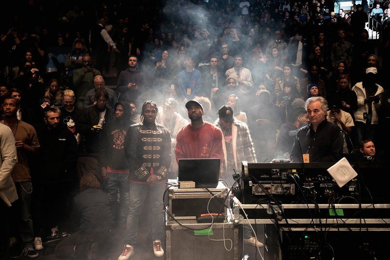 Yzy Szn 3 Madison Square Garden Kanye West Yeezy Saison