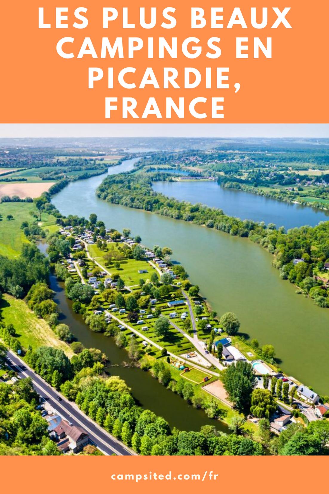 Les Meilleurs Camping De France : meilleurs, camping, france, Meilleurs, Campings, Picardie, France,, Camping,, Outdoor