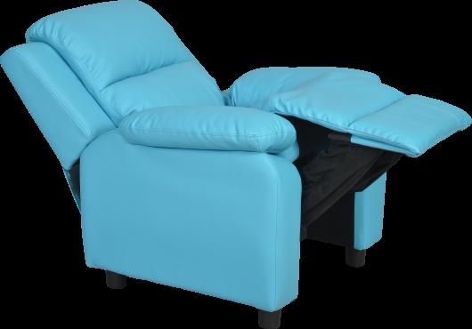 byron fauteuil relax pour enfant en rev tement similicuir. Black Bedroom Furniture Sets. Home Design Ideas