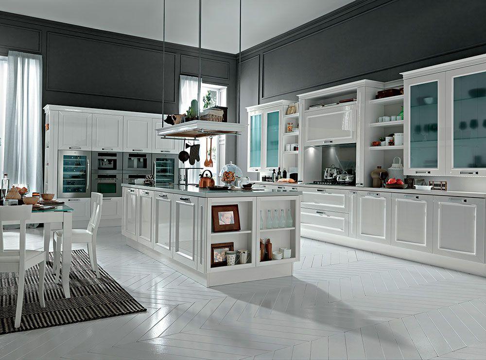 Cucina modello Romantica by FEBAL CASA. i ricercati terminali a ...