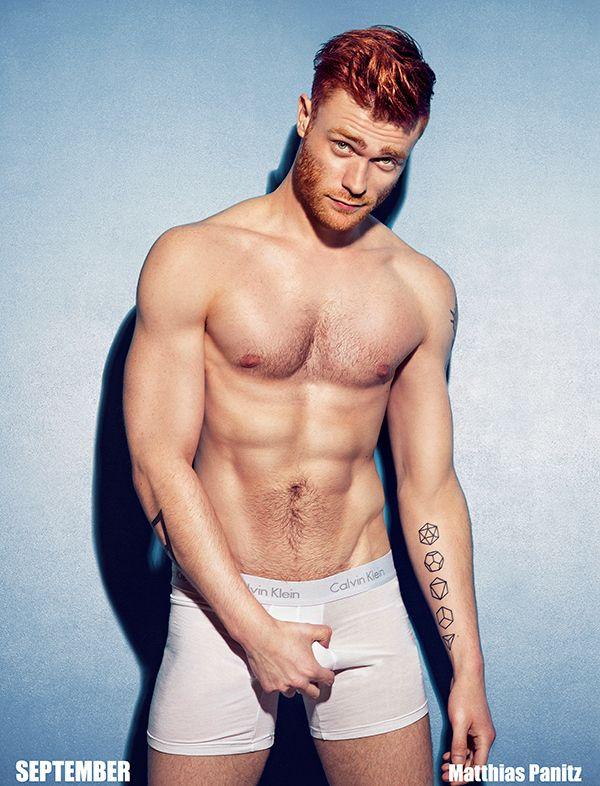 Gay ginger Nude Photos 5