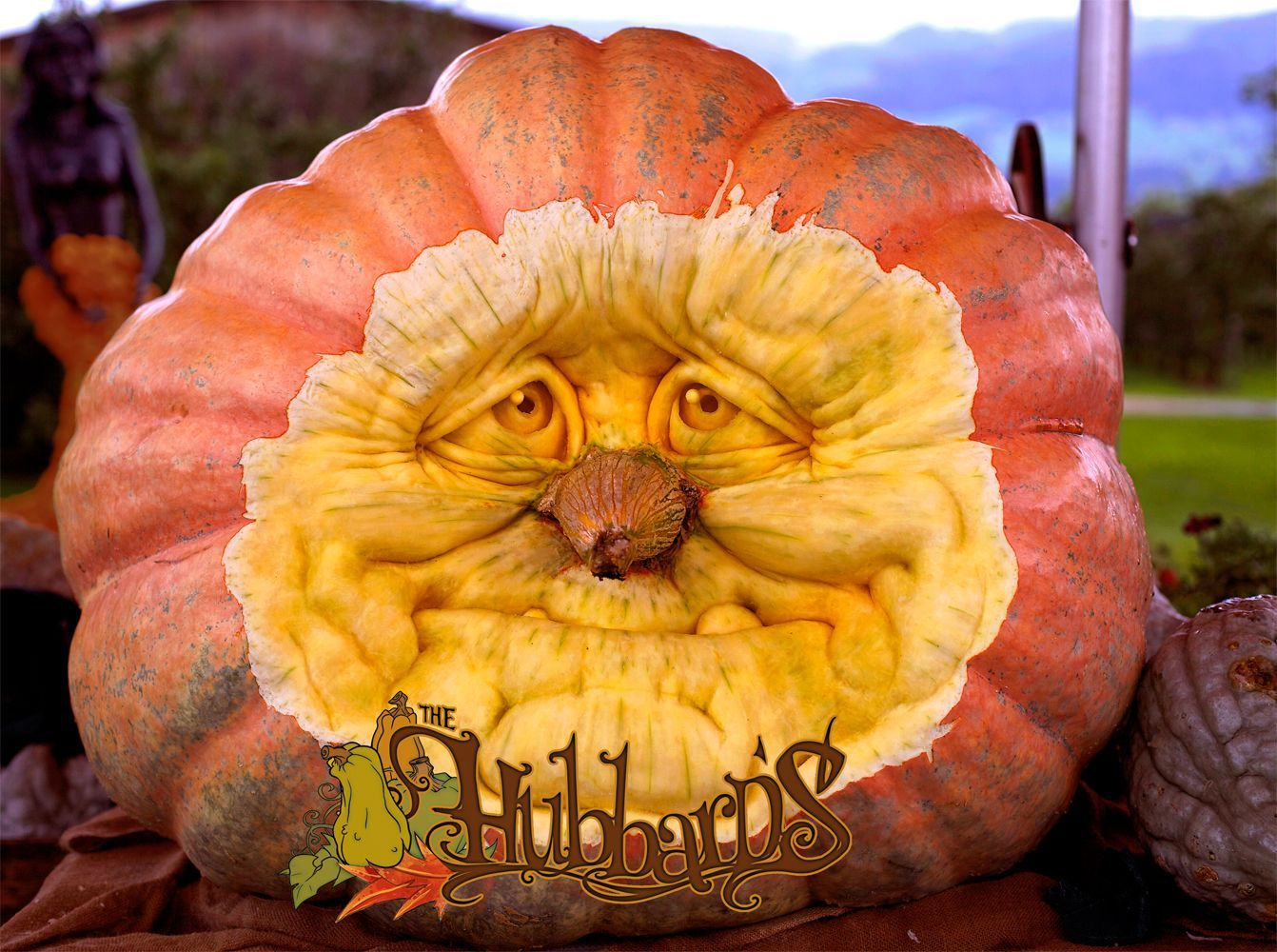 Pumpkin HeadsRay Villafane Art Pinterest Pumpkin Carving - Mind blowing pumpkin carvings by ray villafane 2