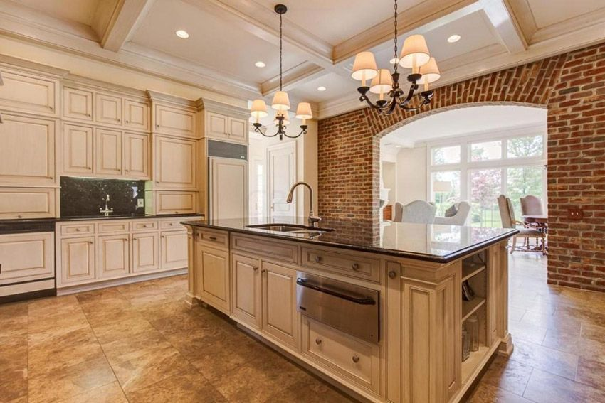 63 Beautiful Traditional Kitchen Designs Traditional Kitchen