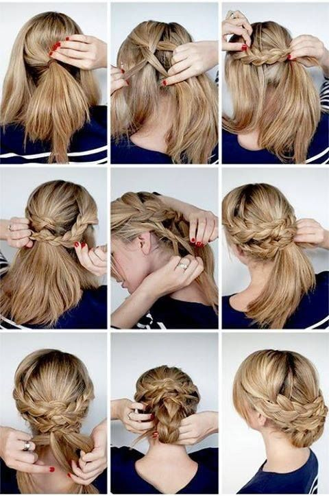 Image De Hair Hairstyle And Braid Tutoriels Coiffure