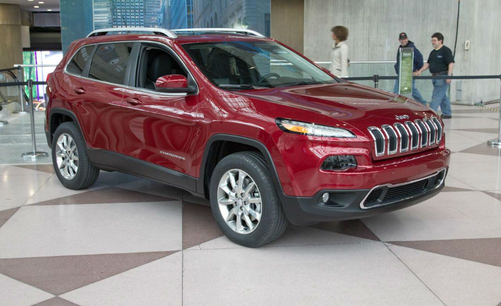 2014 Jeep Cherokee Srt8 Launch Pinterest