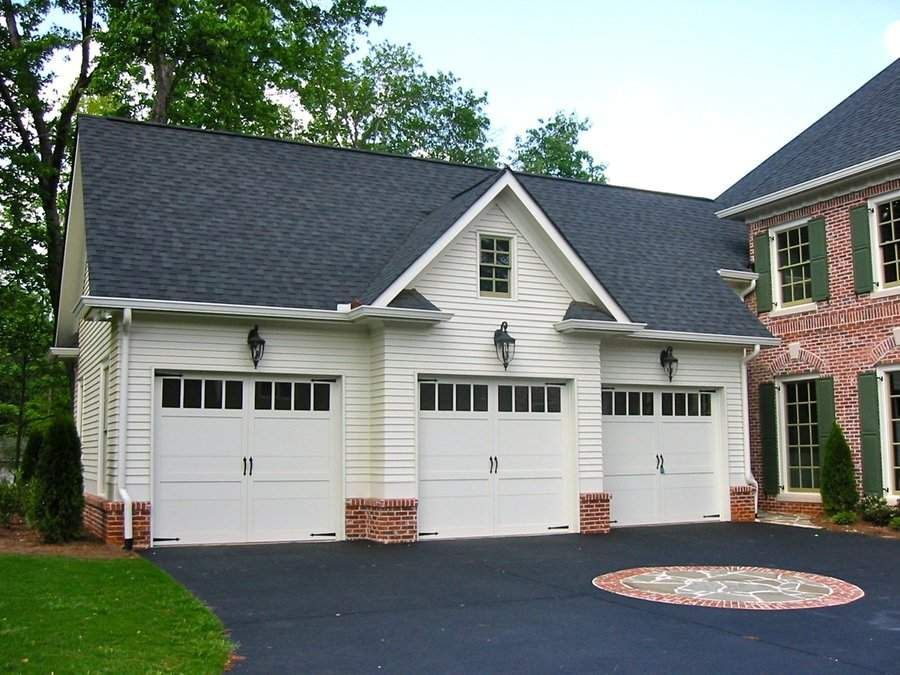low country house plans with detached garage low country