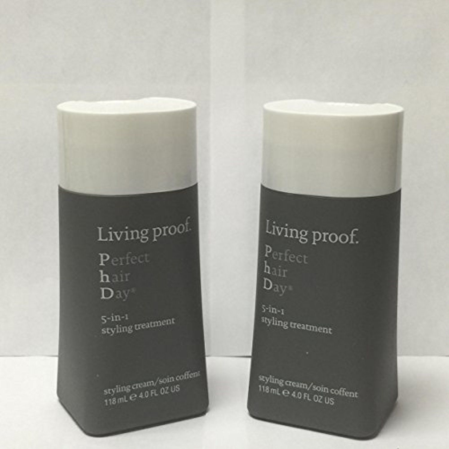 Living Proof Perfect Hair Day 5 In 1 Styling Treatment 4 Ounce EACH