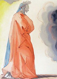 Salvador Dali The Divine Comedy Paradise 1 Dante Woodblock Art Make Offer Salvador Dali Salvador Dali Art Dali
