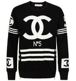 Fake cc woman man s sweatshirt side zipper sportswear tracksuits homme femme  hip hop west coast hoodies fleece tshirts-in Hoodies   Sweatshi. 456db011ed4