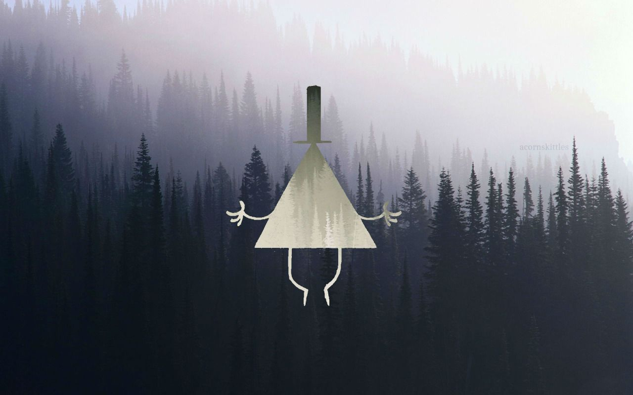Acornskittles Gravity Falls Background Like If You Use Bill