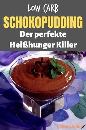 Budino al cioccolato a basso contenuto di carboidrati – L'alternativa salutare per tutti gli amanti del cioccolato – eroe della vita