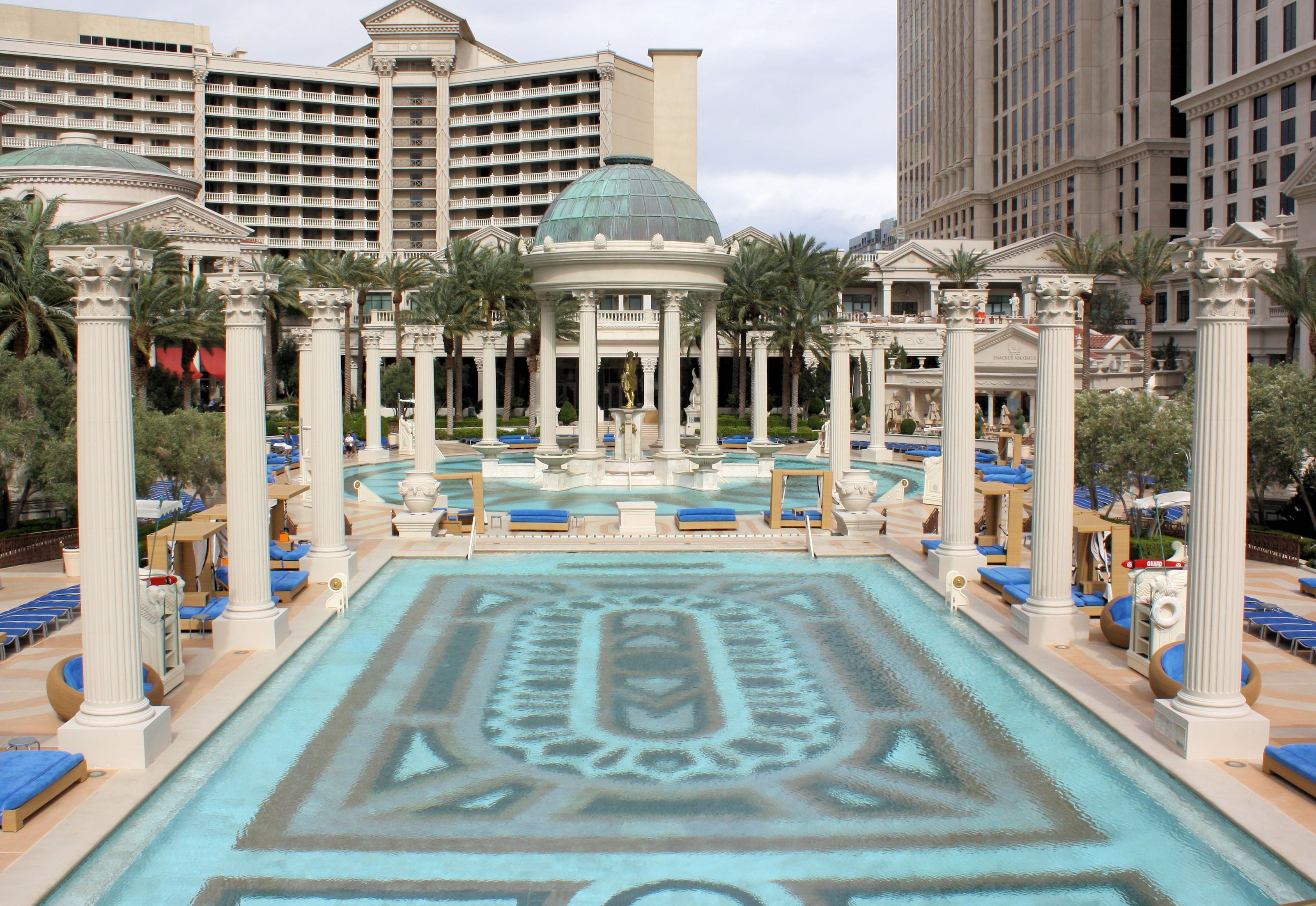 Caesars Palace Best Las Vegas Hotels Best Pools In Vegas Las