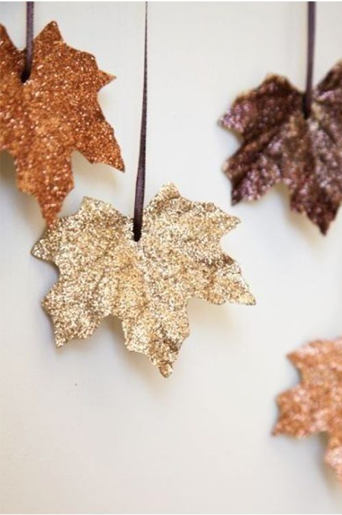 48 Easy Thanksgiving Crafts That You Can Use as Decorations