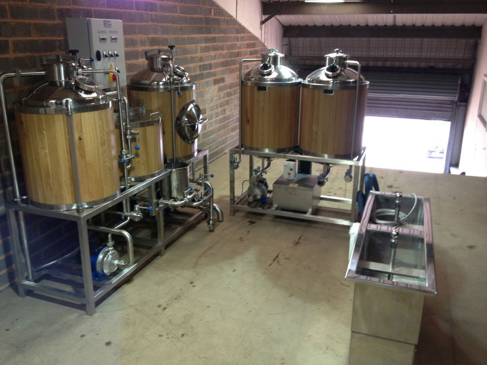 1 Barrel Brewery Micro Brewery Brewery Brewing Equipment Microbrewery In Business Office Industrial Other Business With Images Micro Brewery Brewery Brewing Equipment
