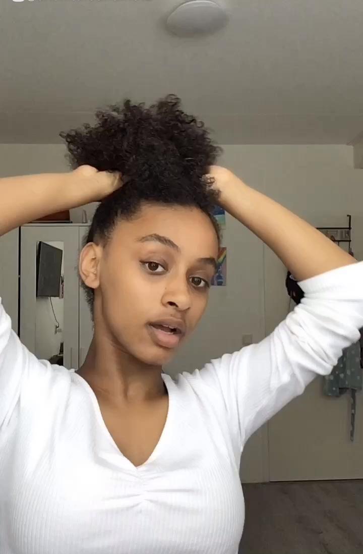 #3chair #hairstyles #hairtutorials #hairstylesforshorthair #shorthairstylesforwomen #viralstuff #explore #foryoupage #blackhairstyles #blackhairideas