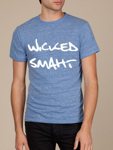 wicked smaht gift for men tshirt funny christmas by aguysworld