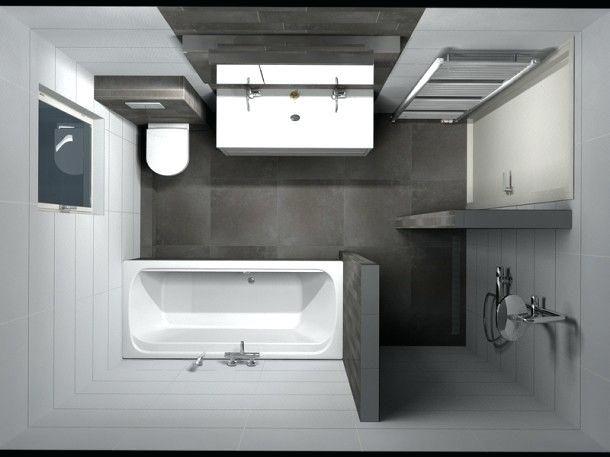 Photo of racsultat de recherche dimages pour salle de bain de 6m2 bai…