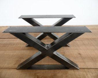 28 X Frame Table Legs 24 Base Widthstainless Steel от Balasagun