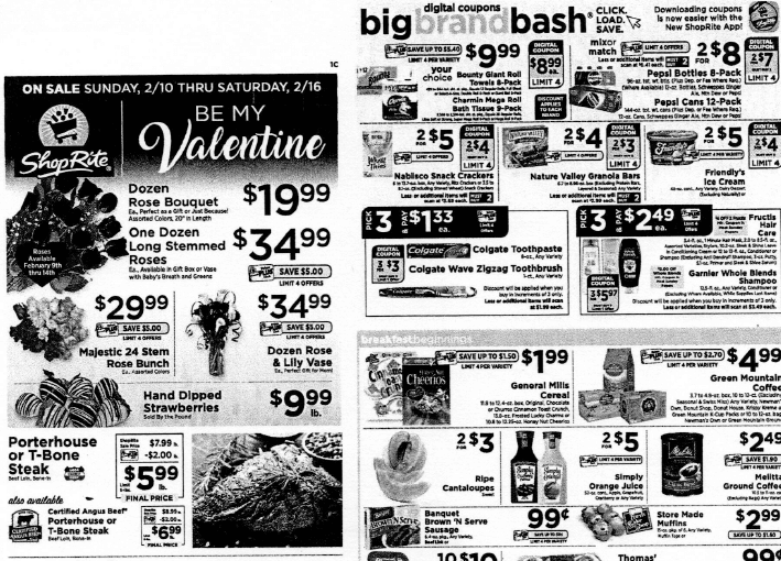 ShopRite Preview Ad for the week of 2/10/19 Shoprite