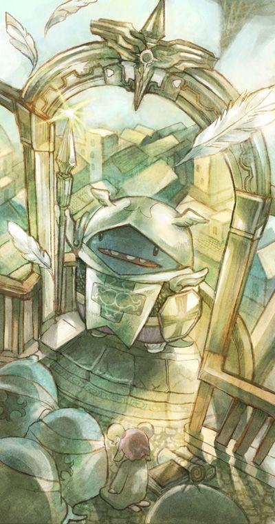Aqua Knight. 12 Tails Online www.12t.in.th