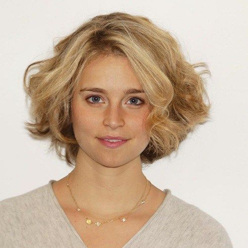 Hairstyles For Square Faces Over 40: 50 Best Hairstyles For Square Faces Rounding The Angles