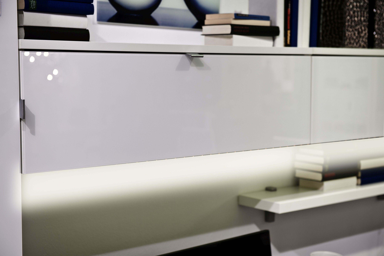 LED Flexband 100cm LED LED Stripes Für Indirekte Beleuchtung Im Wohnzimmer  An Der