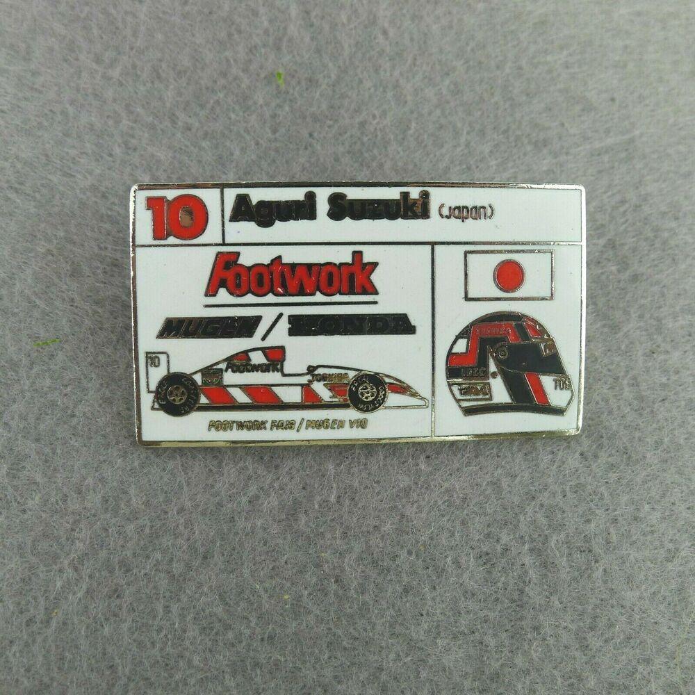 Details About 92 98 Mugen Pro 3 Honda Civic Cr X Del Sol Lapel Pin Eg2 Jdm Decal Sticker Mr5 In 2020 Vintage Sports Cars Suzuki Japan Ferrari Racing