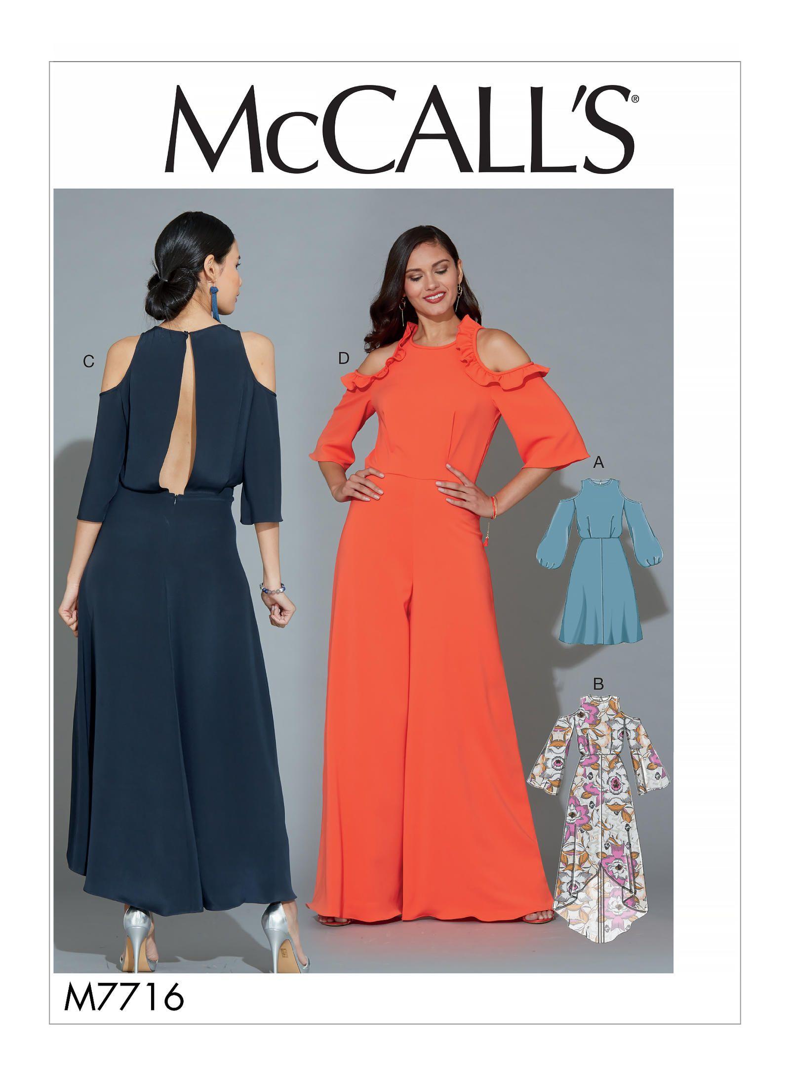 M7716 mccalls patterns sewing patterns patterns i have m7716 mccalls patterns sewing patterns jeuxipadfo Choice Image