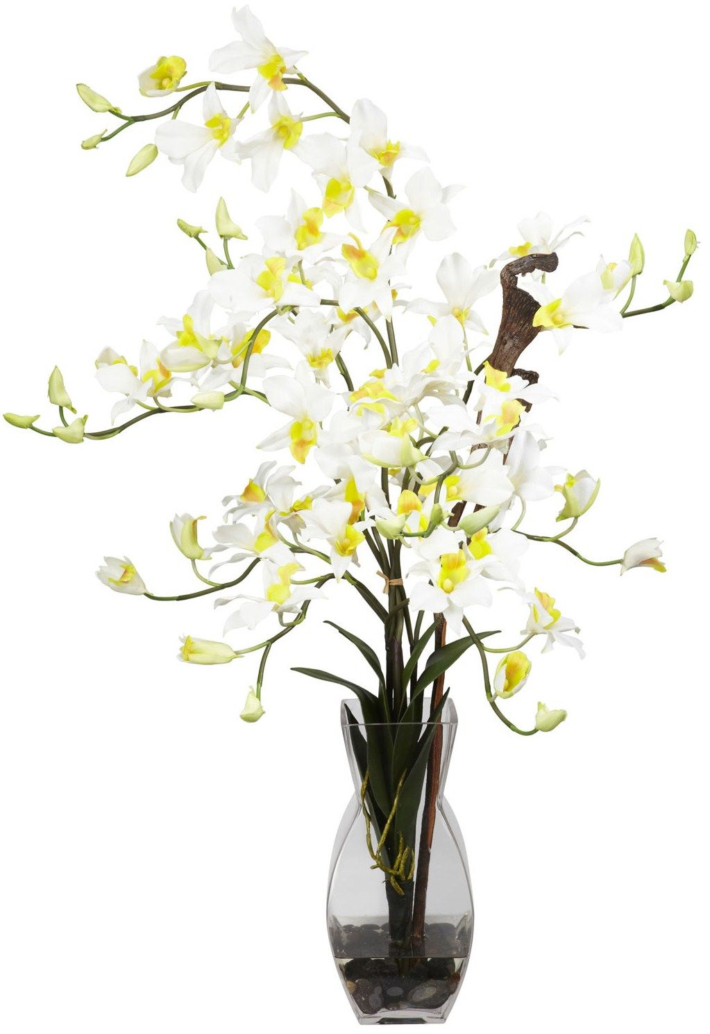 How to Use Acrylic Water in Your Silk Flower Arrangements