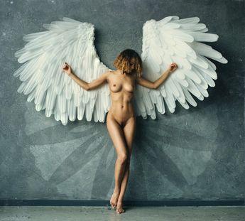 Remarkable, rather girl angel nude exact