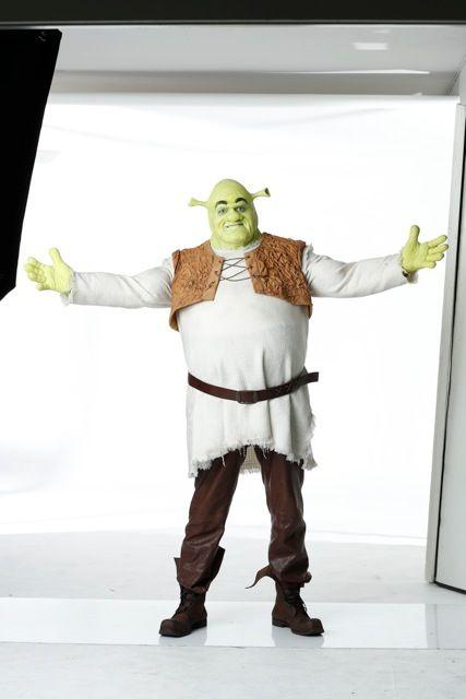 Weirdwear: Kostume til Shrek the musical