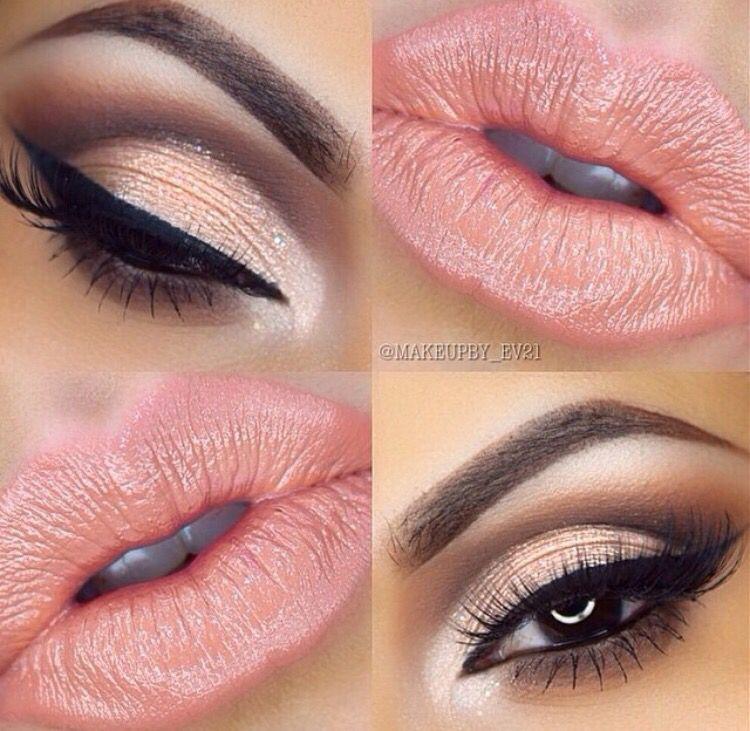 maquillage yeux marron make up hair trucs de. Black Bedroom Furniture Sets. Home Design Ideas