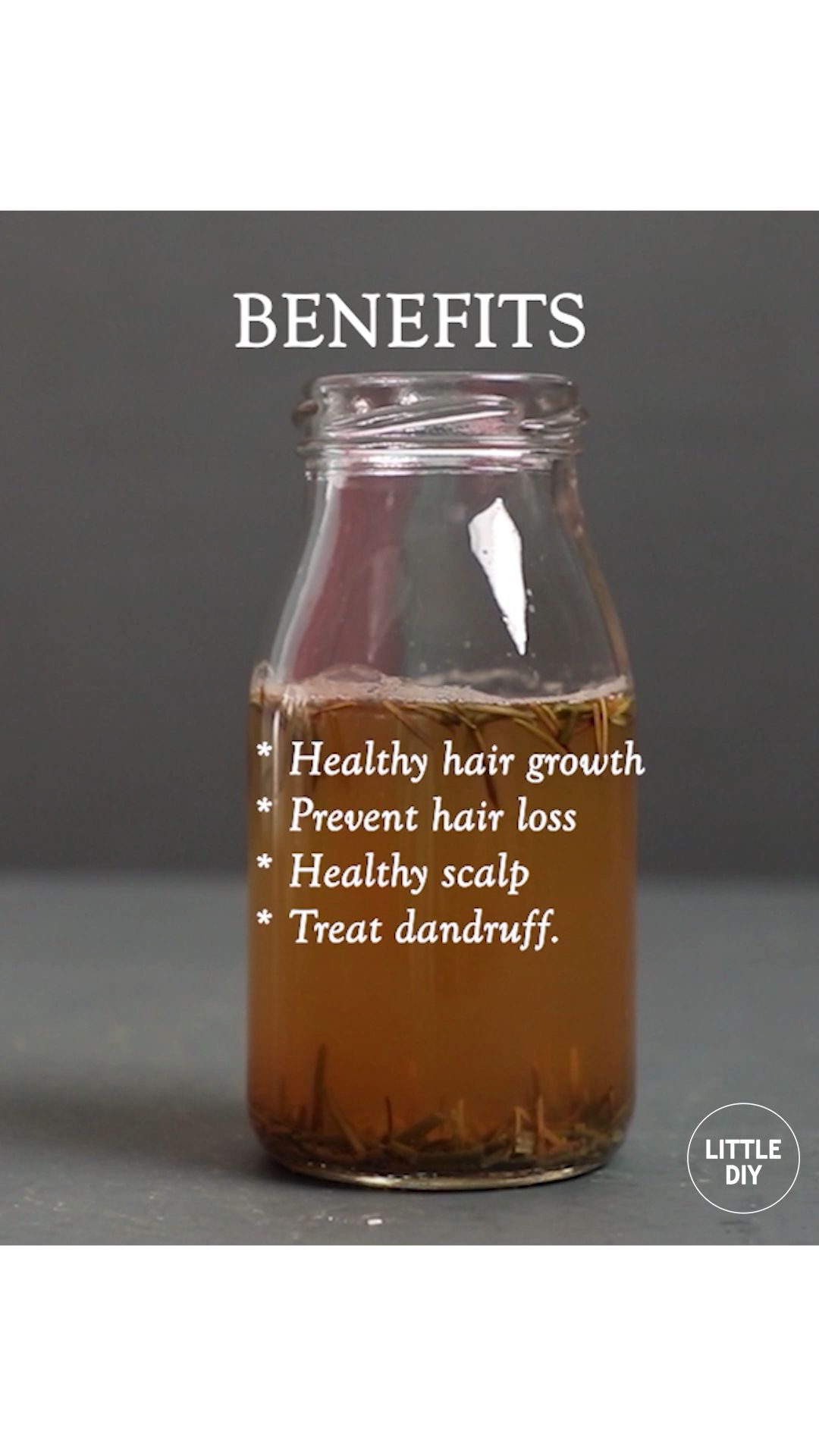 4 best hair growth water recipes