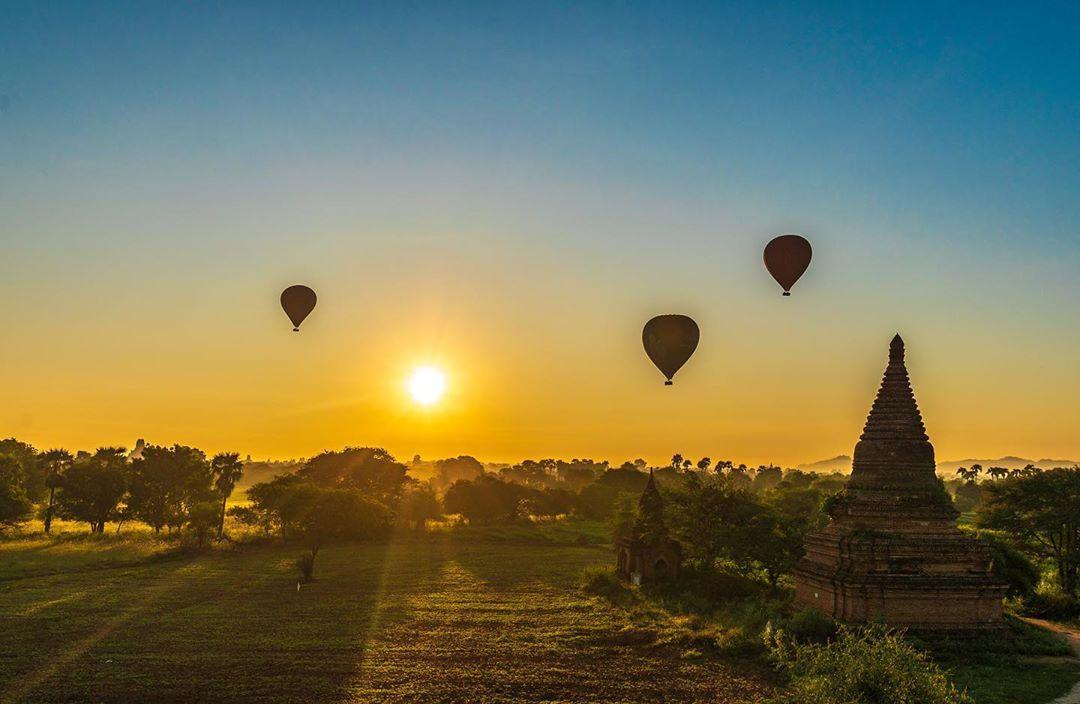 my dream land (Bagan) • • •