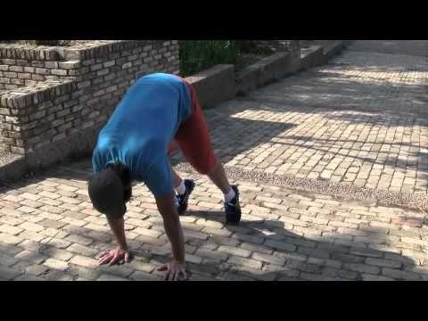 Quadrapedal Movement | Parkour, Youtube, Free running