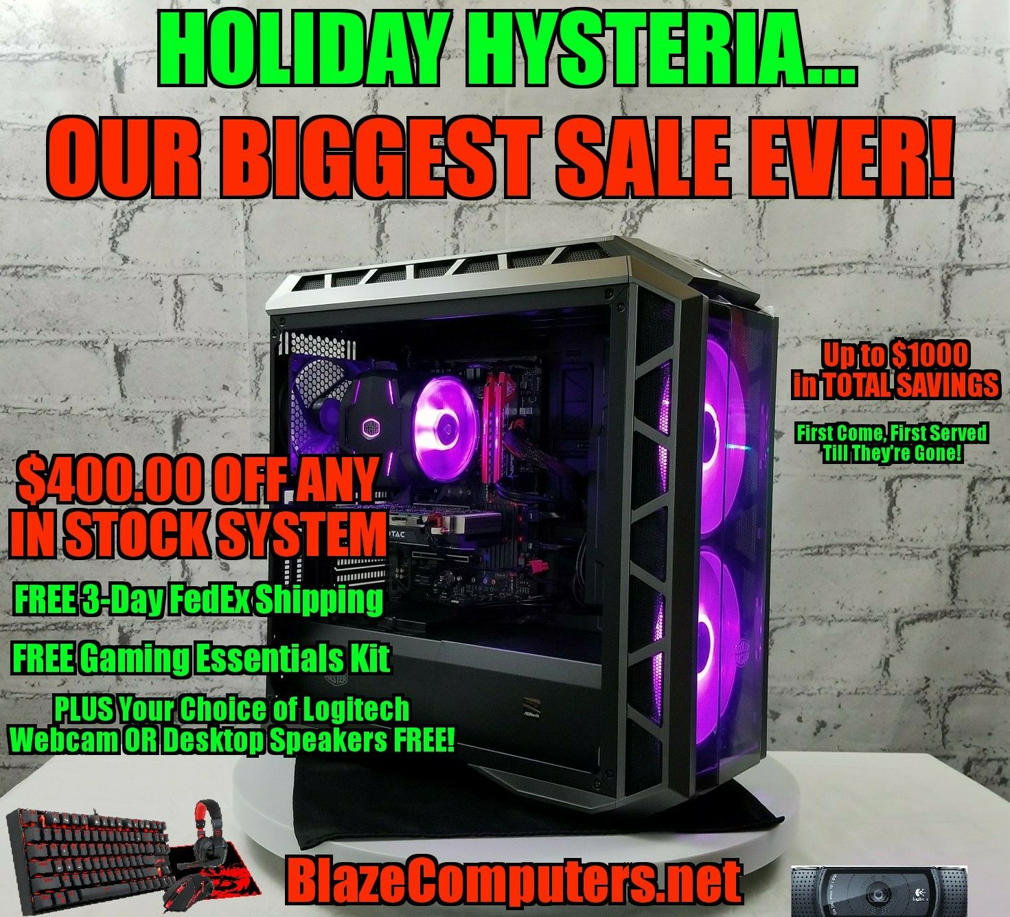 pin by blaze custom computers on black friday gaming computer deals rh pinterest co uk
