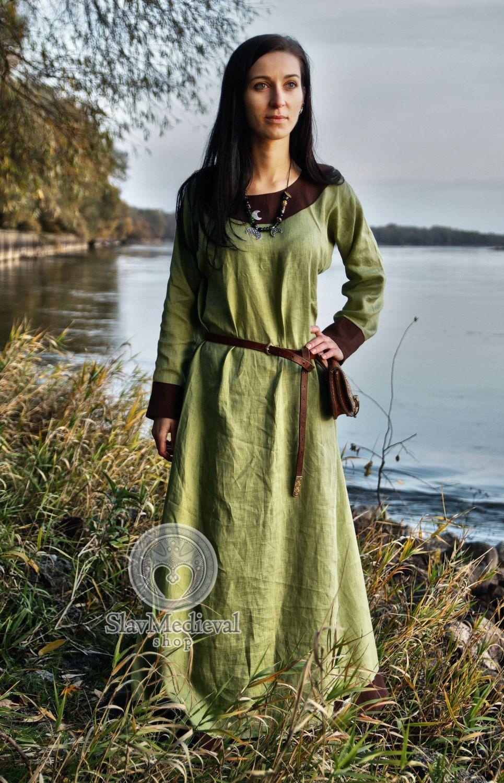Medieval Linen Girls