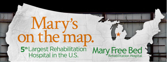 5th largest rehabilitation hospital in the USA. If you