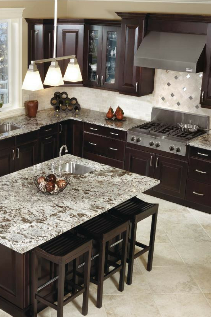 Popular Kitchen Layout Designs And Their Major Pros And Cons Contemporary Kitchen Replacing Kitchen Countertops Kitchen Layout