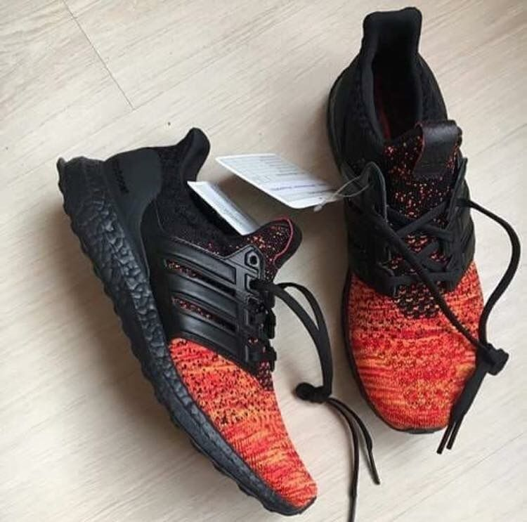 Adidas ultra boost Game of thrones. Fire and Blood | My