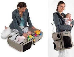 Bebés : Cunas de viaje