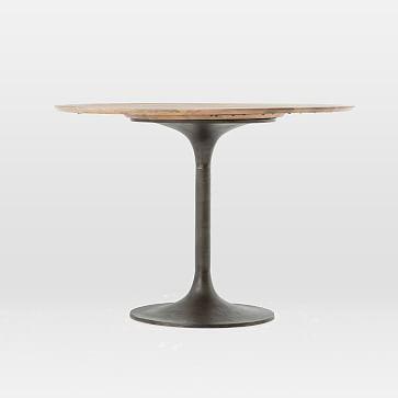 Tulip Pedestal Dining Table Ndash Raw Mango Pedestal Dining
