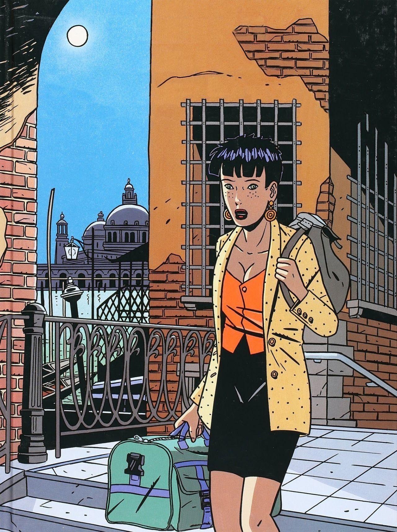 Caroline baldwin heroes bande dessin e tebeo art comics et illustration - Bande dessinee simpson ...