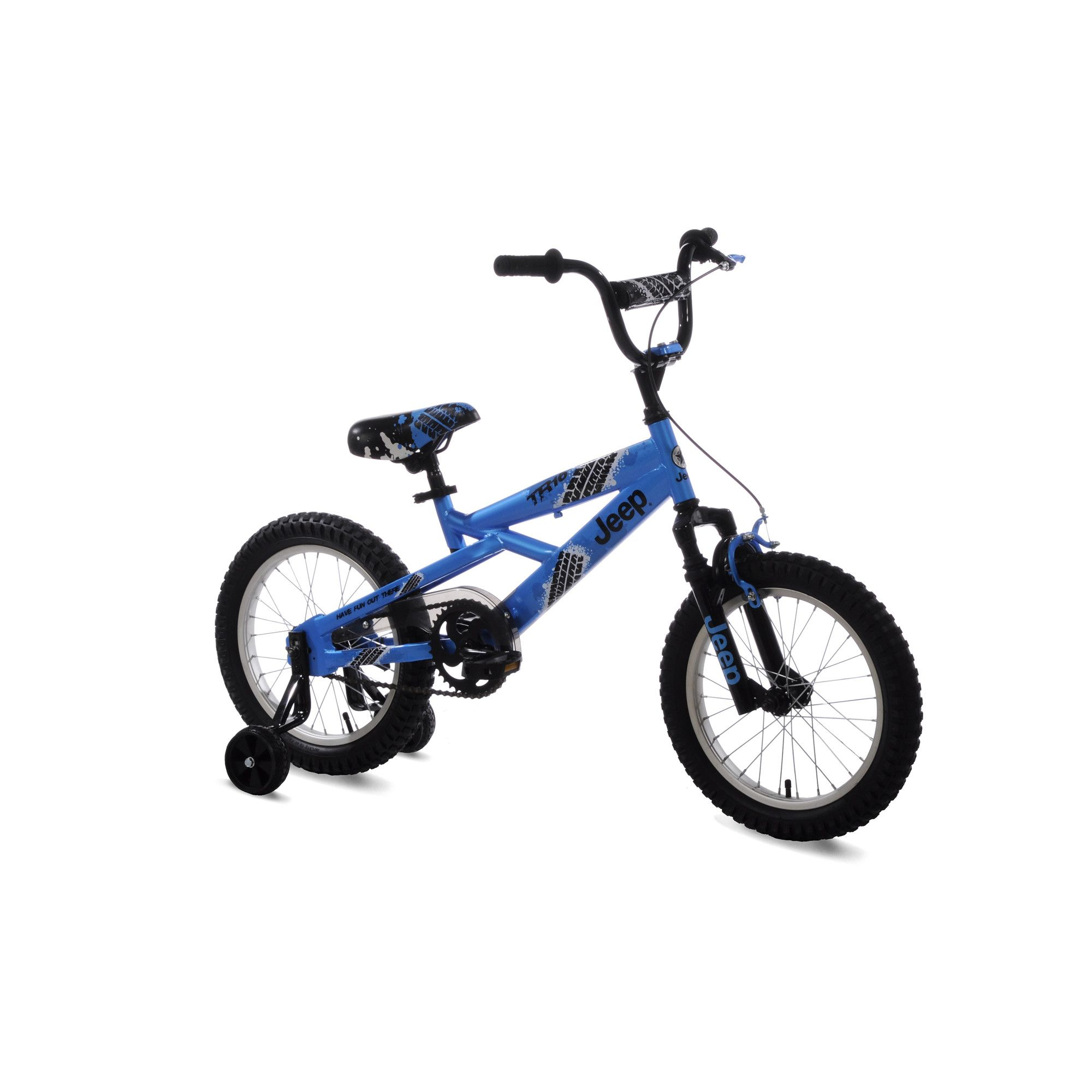 Jeep Boy S 16 Jeep Tr 16 Bike Reviews Wayfair Boy Bike