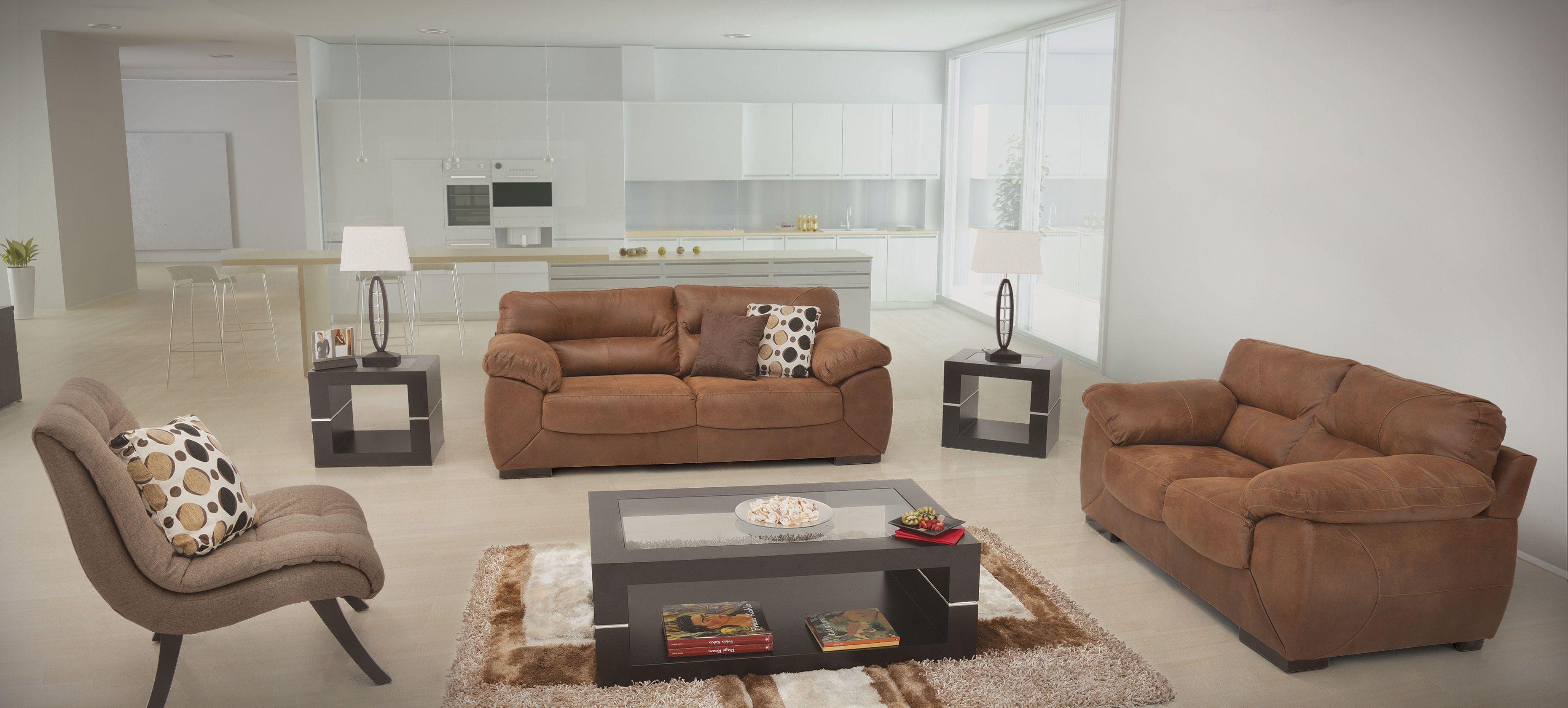 Sala Moka Gamuzza Bonded De Placencia Muebles House Pinterest  # Muebles Placencia