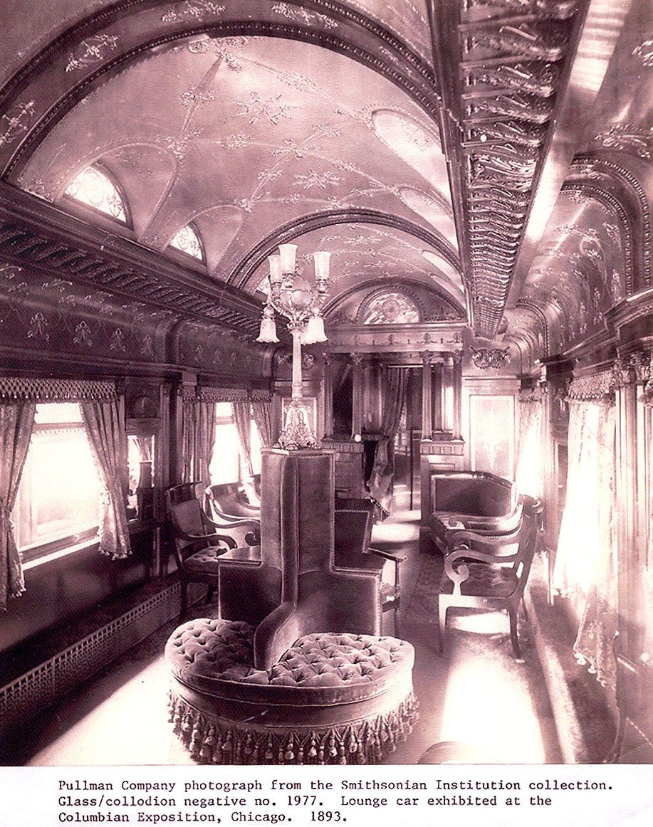 Pullman Train Cars The Epitome Of Luxury Palace Cars Superliners 284 Of These Sleeping Cars And Passenger Train Cars 1859 1981 Pullman Train Pullman Car Train Car