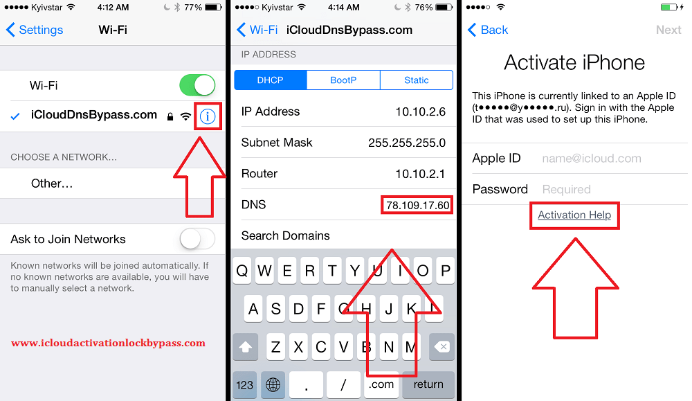 How To Get Into An Iphone That Is Activation Locked