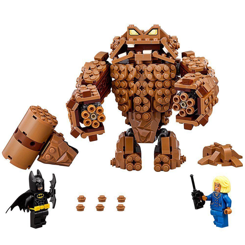 LEGO Batman Movie Clayface Splat Attack 70904 *** Click