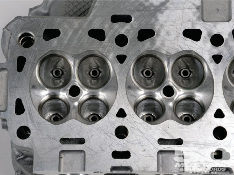 Old Network 54 Cleveland Forum: 351C cylinder heads - squish