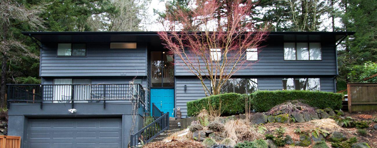 Mid Century Modern Remodel by Portland Builder Hammer & Hand   Mid ...